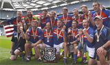 Etihad World Games North American Hurling Team Champions