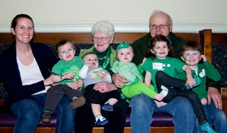 Family Day - Milwaukee Irish Fest