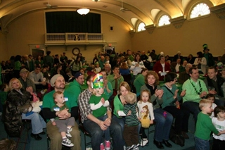 Family Day - St. Patrick's Day in Milwaukee