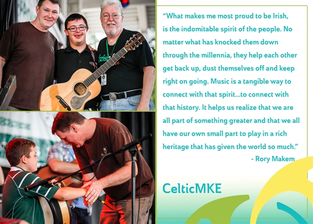 Why Donate to CelticMKE